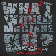 Die Hard WWMD Shirts