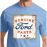 Distressed Genuine Ford Parts Mens Shirts