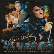 Elvis Presley 75 Year Birthday Shirts
