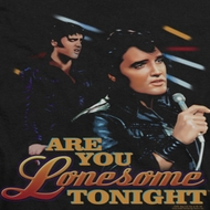 Elvis Presley Are You Lonesome Shirts