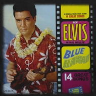 Elvis Presley Blue Hawaii Album Shirts