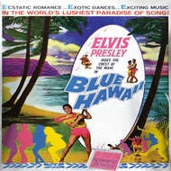 Elvis Presley Blue Hawaii Sublimation Shirts