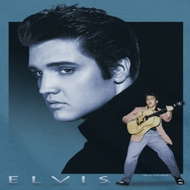 Elvis Presley Blue Rocker Shirts