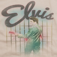 Elvis Presley Colorful Shirts