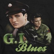 Elvis Presley G.I. Uniform Shirts