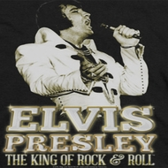 Elvis Presley Golden Glow Shirts