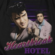 Elvis Presley Heartbreak Hotel Shirts