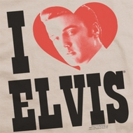 Elvis Presley I Heart Shirts