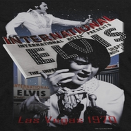 Elvis Presley International Hotel Shirts
