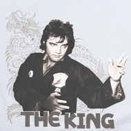 Elvis Presley Karate Dragon Shirts