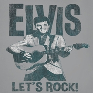 Elvis Presley Let's Rock! Shirts