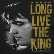 Elvis Presley Long Live Shirts