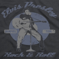 Elvis Presley Rock & Roll Shirts