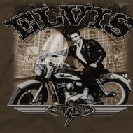 Elvis Presley TCB Cycle Shirts