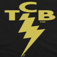 Elvis Presley TCB Logo Yellow Shirts
