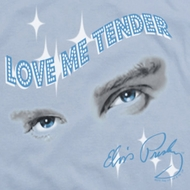 Elvis Presley Tender Eyes Shirts