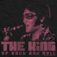 Elvis Presley The King Shirts