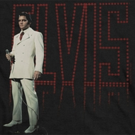 Elvis Presley White Suit Shirts