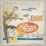 Elvis Presley World Fair Poster Shirts