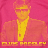 Elvis Presley Yellow Shirts