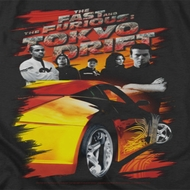 Fast And Furious Drift Crew Shirts