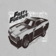 Fast And Furious Spray Car Shirts