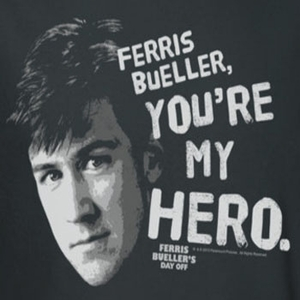 Ferris Bueller's Day Off Shirts