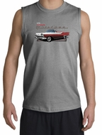 Ford Fairlane 1959 Shooter Shirts 500 Convertible Adult Muscle Shirts