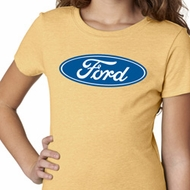 Ford Oval Kids Shirts