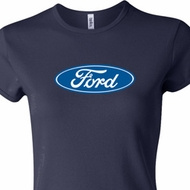 Ford Oval Ladies Shirts