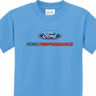 Ford Performance Parts Kids Ford Shirts