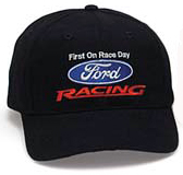 Ford Racing Hats and T-shirts