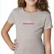 Ford Racings Kids Middle Print Shirts