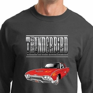 Ford Shirt 1963 Red Thunderbird Long Sleeve Shirt
