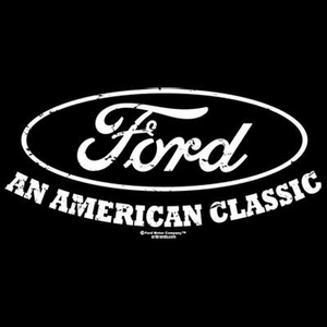 Ford Shirt An American Classic