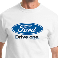 Ford Shirt Drive One