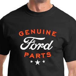 Ford Shirt Genuine Ford Parts