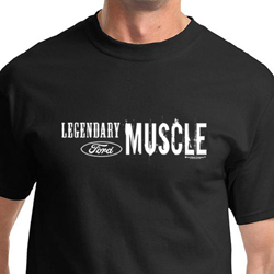 Ford Shirt Legendary Muscle
