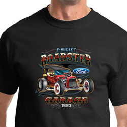 Ford Shirt Roadster Garage