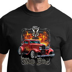 Ford Shirt Wild Ride