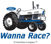 Ford Tractor T-shirts