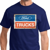 Ford Trucks Logo Shirts