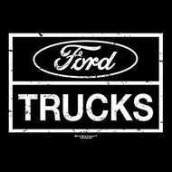 Distressed Ford Trucks Shirts