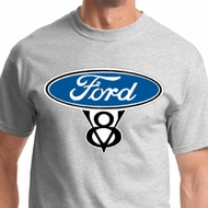 Ford V8 Logo Shirts