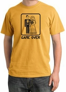 Game Over Pigment Dyed T-Shirts