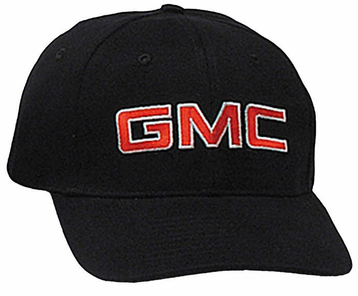 ... Hat - General Motors Company Fine Embroidered Logo Cap - GMC Cap Hats
