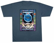 Grateful Dead Shirt Eyes Of The World Adult Tee T-Shirt