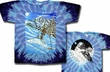 Grateful Dead Shirt Tie Dye Powder Man Tee T-shirt
