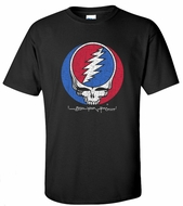 Grateful Dead SYF Mens Black Tee Shirt