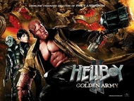 Hellboy II The Golden Army T-shirts